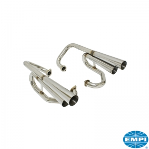 Stainless Steel 4 Pipe Stinger Exhaust (Power Pipes)