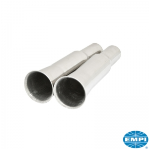 Stainless Steel Flared Tailpipes