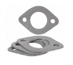 EMPI Premium Steel Clad 2 Bolt Exhaust Gaskets - 38mm Bore