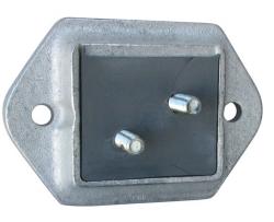 Rhino Urethane Front Gearbox Mount - T1, KG, T3 - 1965-72