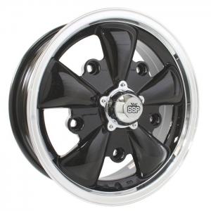 Gloss Black SSP GT 5 Alloy Wheel - 5x205 PCD