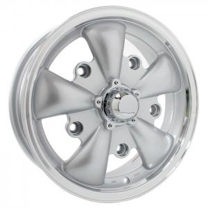 Silver SSP GT 5 Alloy Wheel - 5x205 PCD