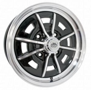 Gloss Black SSP Sprintstar Alloy Wheel - 4x130 PCD