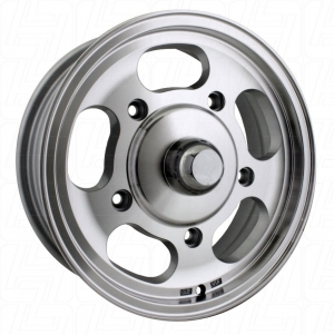 SSP Slot Mag Alloy Wheel - 5x205 PCD