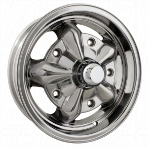 Polished SSP Torque Alloy Wheel - 5x205 PCD