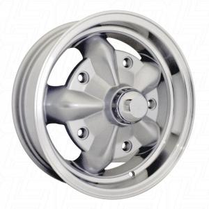 Silver SSP Torque Alloy Wheel - 5x205 PCD