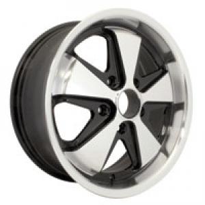 7 x 17 Gloss Black SSP Fook Alloy Wheel - 5x130 PCD