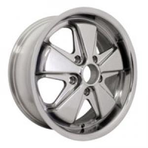7 x 17 Polished SSP Fook Alloy Wheel - 5x130 PCD
