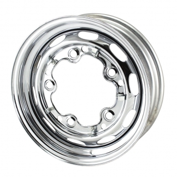 Chrome OE Steel Wheels