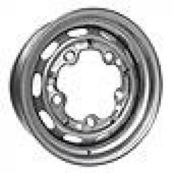 Silver OE Steel Wheels