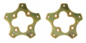 4 Stud Beetle To Wide 5 Wheel Adapters (4x130 To 5x205 )