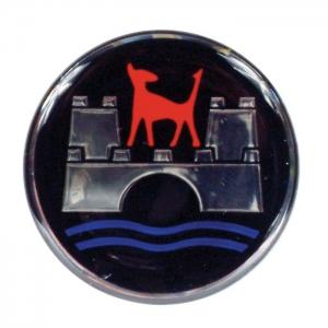Wolfsburg Wheel Centre Cap Sticker