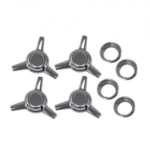 3 Spoke Wheel Centre Cap Spinner (Knock Off)