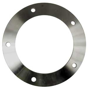 Large 5 Stud Wheel Spacer (5x205 PCD) - 9.5mm Thick