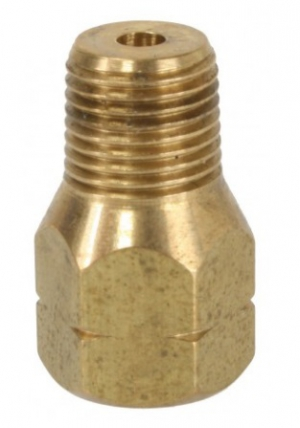 Hurst Brake Line Lock Metric Adapter