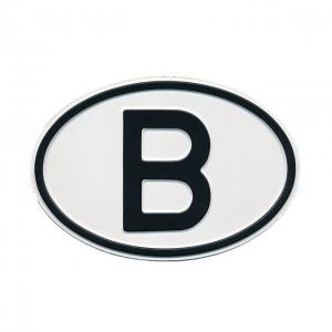 plain B Country Plate