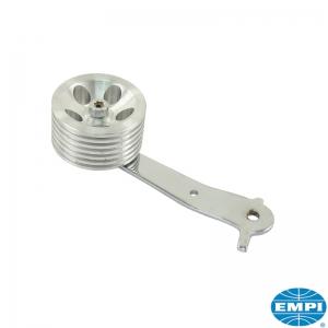 Beetle Aluminium Roller Pedal - LHD (Also Karmann Ghia + Type 3)