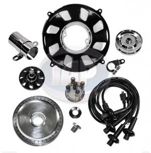 Black Engine Dress Up Kit Type 1 Engines