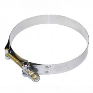 Stainless Steel Alternator Strap (Also Stainless Steel Dynamo Strap) - Type 1 Engines - 12 Volt Only