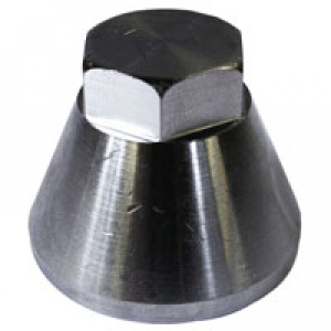 Stainless Steel Top Pulley Nut - Type 1 Engines