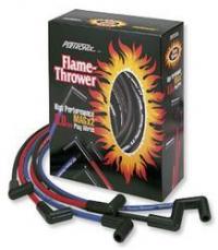 Flamethrower 8mm Black HT Lead Kit - Type 4 Engines