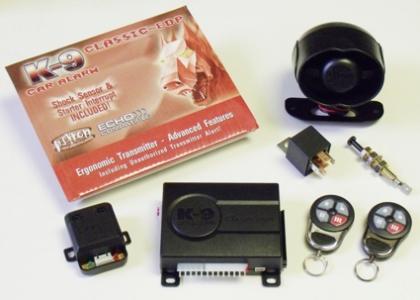 K9 Classic E Remote Alarm