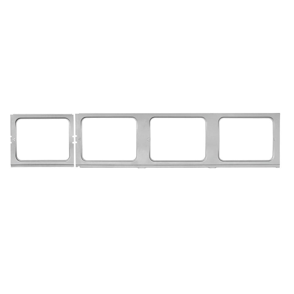 Splitscreen Bus Side Window Inner Repair Panel (4 Windows) - LHD