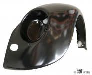 Beetle Front Wing - Pre 1967 - Left - Sloping Headlight Front Wing