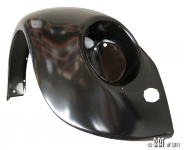 Beetle Front Wing - Pre 1967 - Right - Sloping Headlight Front Wing