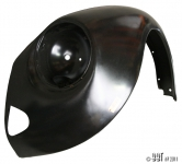 1303 Beetle Front Wing - 1974-79 - Left - With Indicators In Bumper