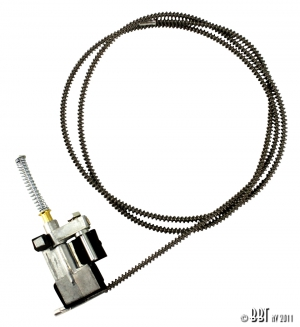 Beetle Sunroof Cable (Not 1303 Models) - Right - 1963-79