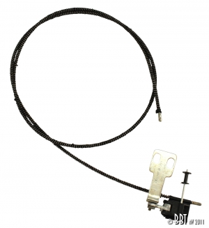 1303 Beetle Sunroof Cable - Left