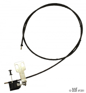 1303 Beetle Sunroof Cable - Right