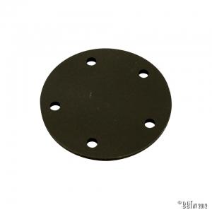 T1 1961 + T2 55-61 Fuel Sender Hole Block Off Plate