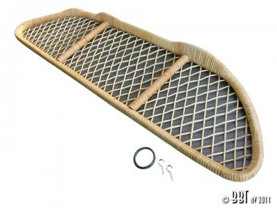 Beetle Cabriolet Bamboo Parcel Shelf - Under Dash - LHD