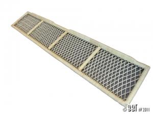T181 LHD Bamboo Parcel Shelf - Under Dash