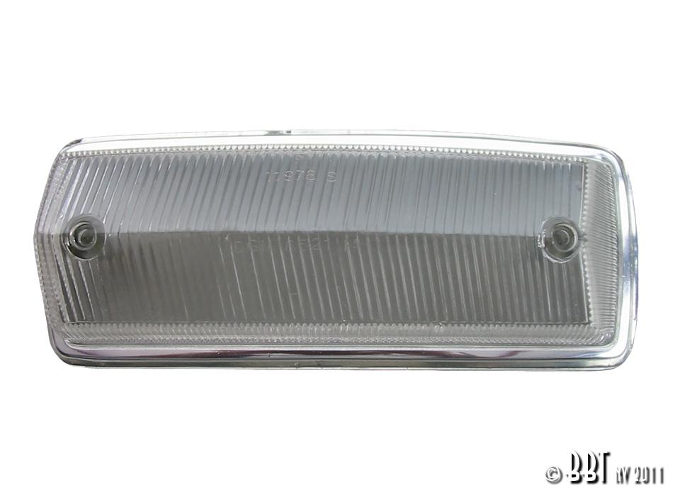 Baywindow Bus Indicator Lens - Left - 1968-72 - Top Quality