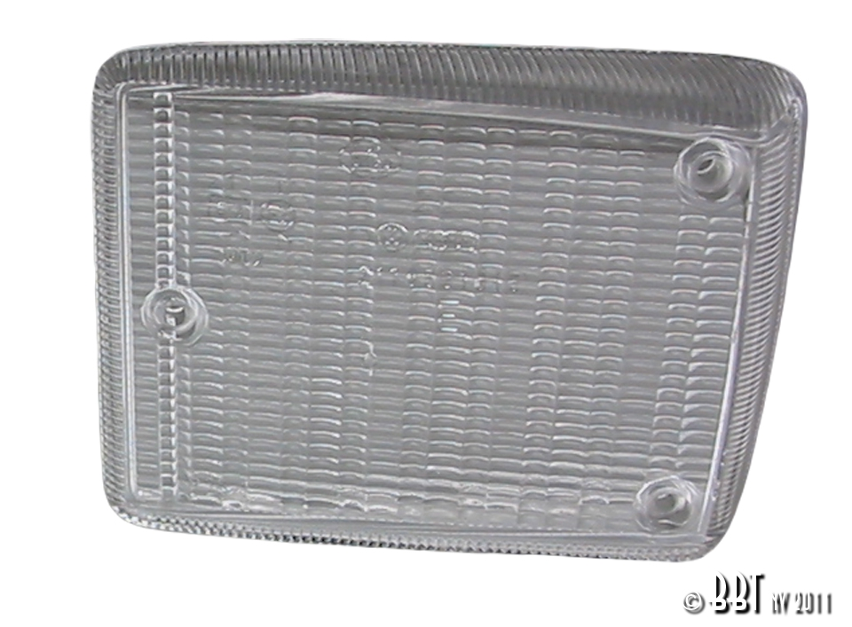 Baywindow Bus Clear Indicator Lens - Left - 1973-79 - Top Quality