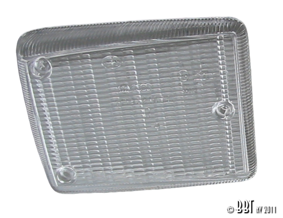 Baywindow Bus Clear Indicator Lens - Right - 1973-79 - Top Quality