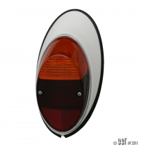 Beetle Tail Light Assembly - Left - 1962-67