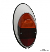 Beetle Tail Light Assembly - Right - 1962-67