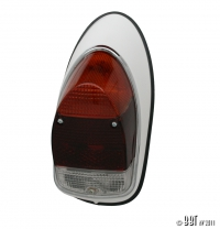 Beetle Tail Light Assembly - 1968-73 - Left (Tombstone Rear Light)