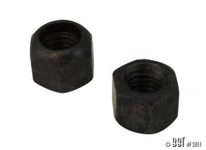 Beetle Handbrake Cable Nuts - 1965-79 (Also Karmann Ghia + Type 3)
