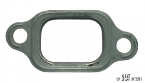 Cylinder Head To Heat Exchanger Gasket - 1978-83 - Type 4 Engines - 2+3 Cylinder (Offset Holes)