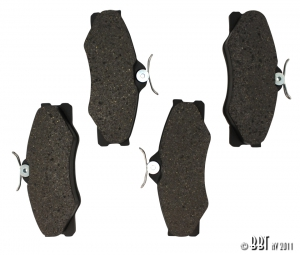 Type 25 Front Brake Pads - 1986-92 (Includes Syncro Models) - TRW