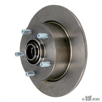 Chevy Pattern (5x120) Brake Discs