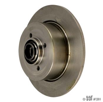 Golf Pattern (4x100 + 5x100) Brake Discs
