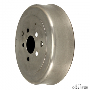 Type 25 Syncro Rear Brake Drum - For Use With 16