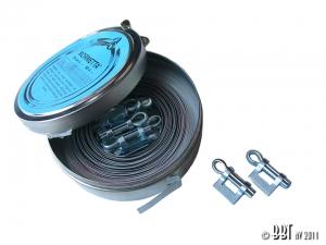 Swing Axle Boot OEM Strap Kit - 25 Straps