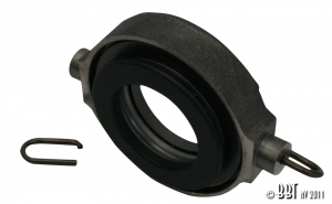 Early Clutch Release Bearing - Pre 1970 models (Requires Separate Clips) - Top Quality